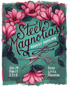 Reno Little Theater presents: Steel Magnolias @ Reno Little Theater | Reno | Nevada | United States