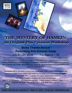 Brüka Theatre: The Mystery of Hamlin