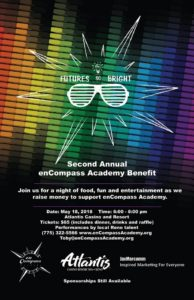Second Annual enCompass Academy Benefit: Future So Bright @ Atlantis Resort and Casino | Reno | Nevada | United States