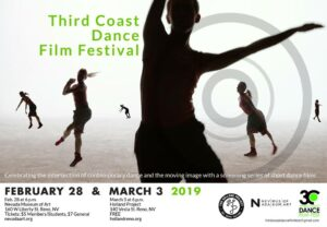 2019 Third Coast Dance Film Festival @ Holland Project
