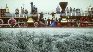 Nevada Museum of Art present: Zhi Lin: Chinese Railroad Workers of the Sierra Nevada @ Nevada Museum of Art