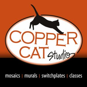 Copper Cat Studios present: Resin Canvas with Donna Smit @ Copper Cat Studios