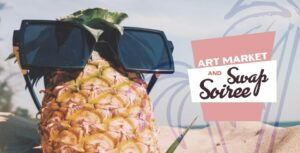 The Generator presents: Art Swap Soiree @ The Generator Inc.