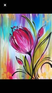 Plaza Maya presents: Painting Class with Annie Ortiz @ Plaza Maya