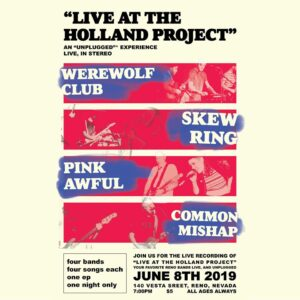 Holland Project presents: LIVE at Holland Project @ Holland Project