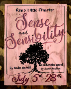 Reno Little Theater present: Sense and Sensibility @ Reno Little Theater