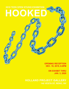 Hooked at the Holland Project @ Holland Project